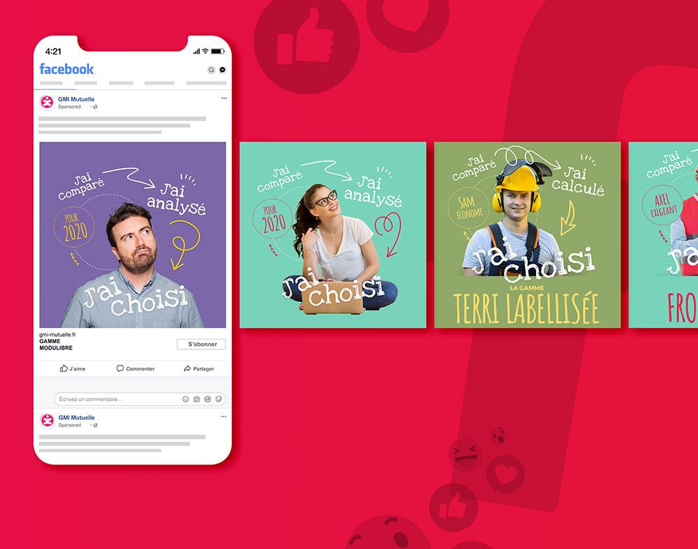 Agacom | Campagne digitale GMI - Facebook Ads - Agence de communication Luxembourg