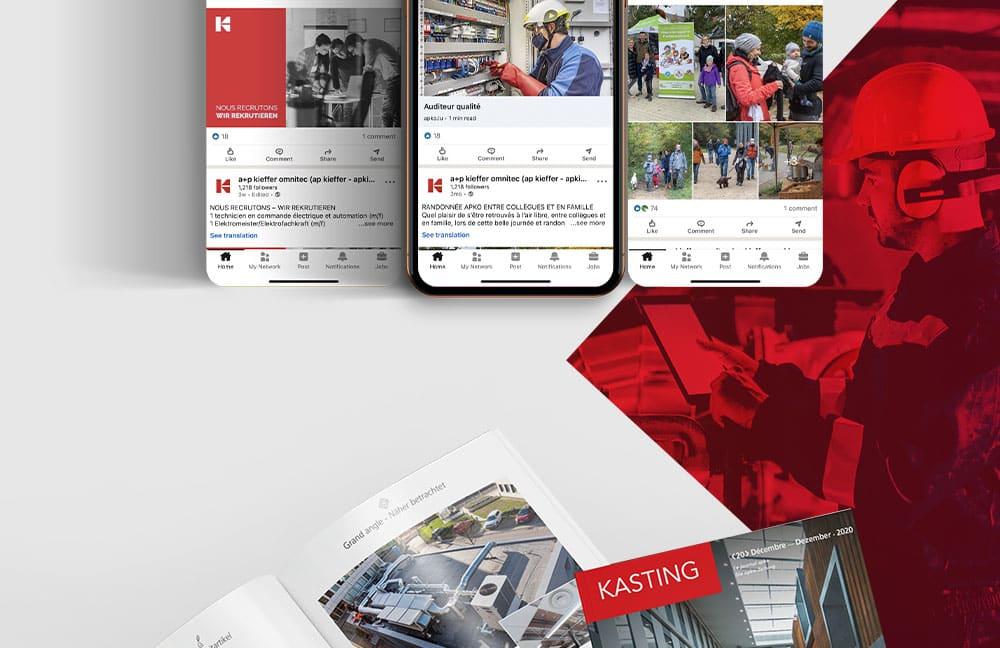 agacom agence de communication a luxembourg campagne apko 4