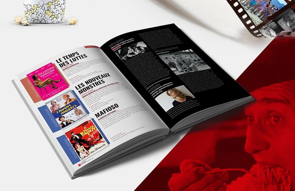 agacom agence de communication a luxembourg campagne festival du film italien 4