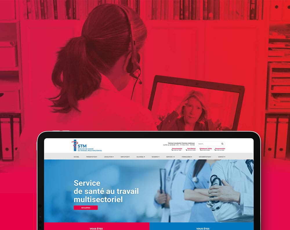 agacom agence de communication a luxembourg campagne STM 1