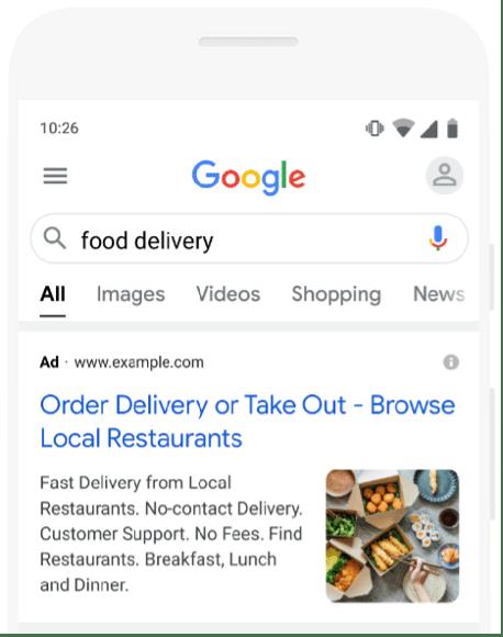 New(s) - Google Text Ads - Des extensions d'images dans les annonces textuelles ?